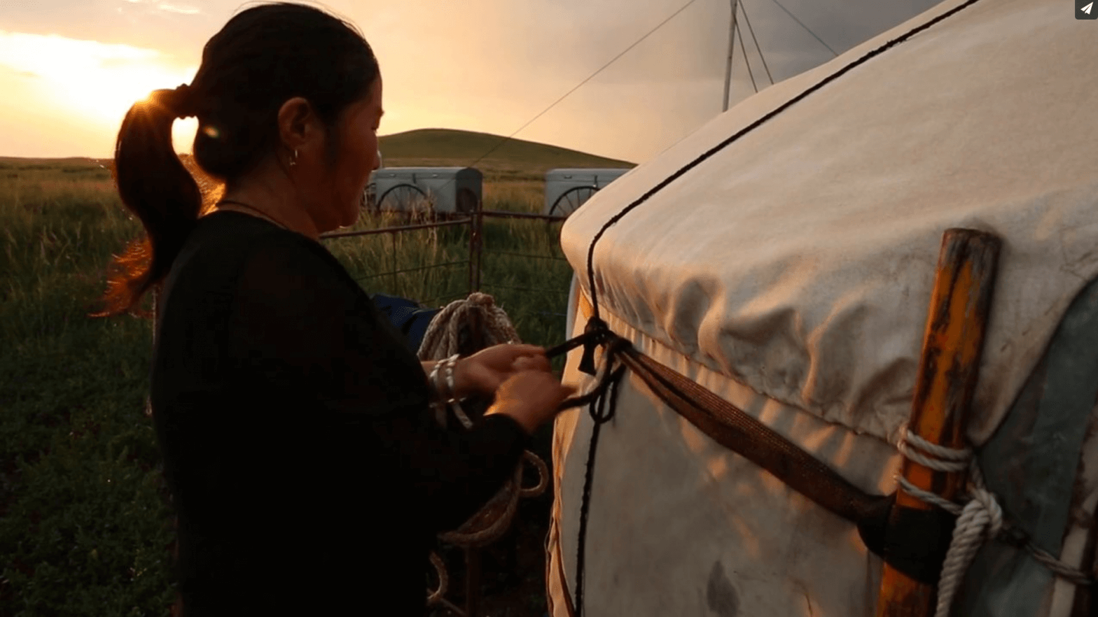 Teaser of Xue Yu (Alice) Mongolian Thesis Documentary