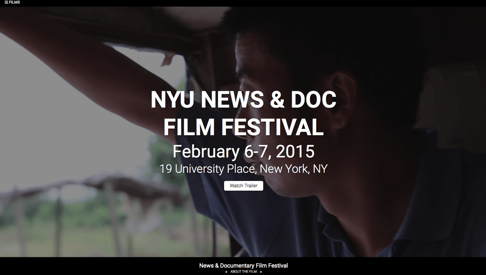NYU NewsDoc Film Festival