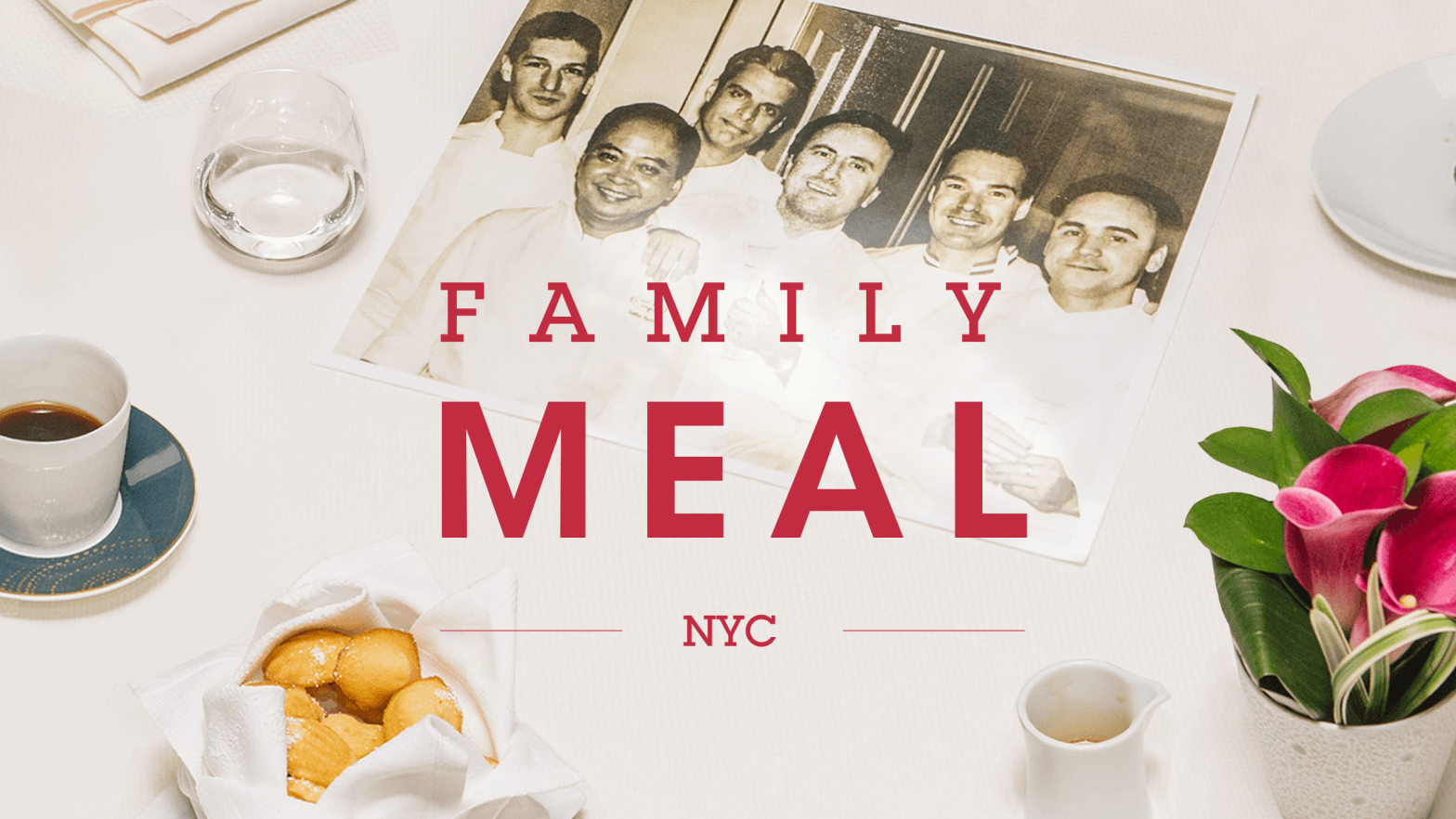 Family Meal: NYC