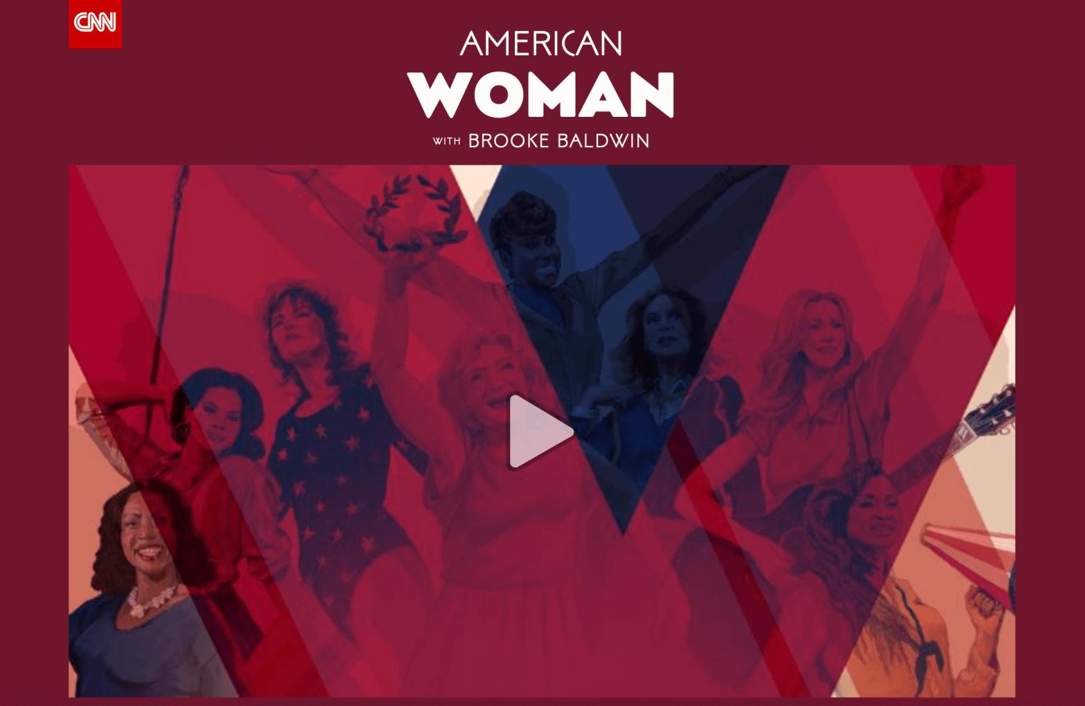 American Woman with Brooke Baldwin